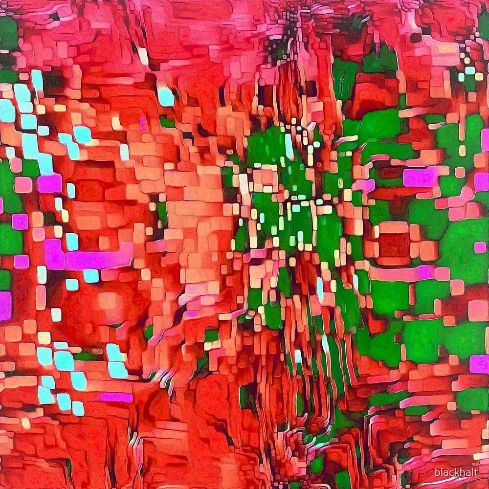 Watermelon-slice abstraction by blackhalt