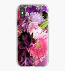 A Passion for Pink and Purple iPhone Case