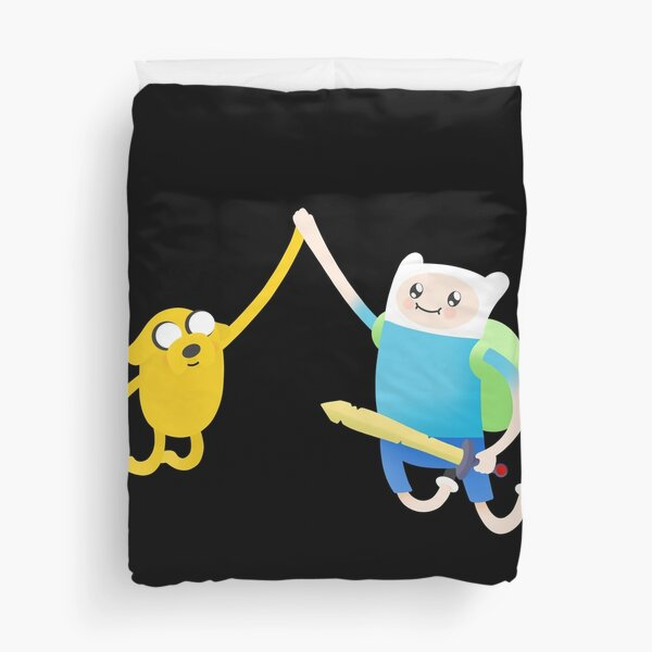 High Five (Adventure Time) Duvet Cover