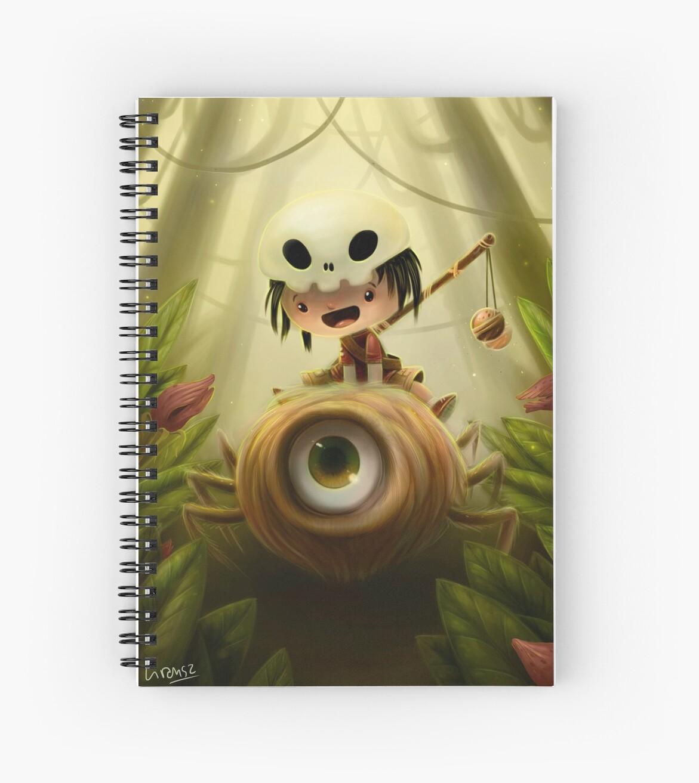 Cyclops Spider by Liransz