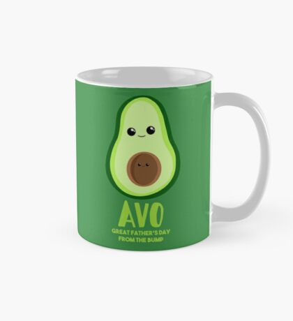 Avocado - Father's Day from the BUMP Shirt Gifts - Funny - Puns - Mug