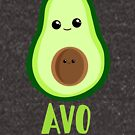 Avocado - Father's Day from the BUMP Shirt Gifts - Funny - Puns - by JustTheBeginning-x (Tori)