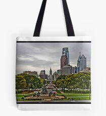 Philly Blues Tote Bag