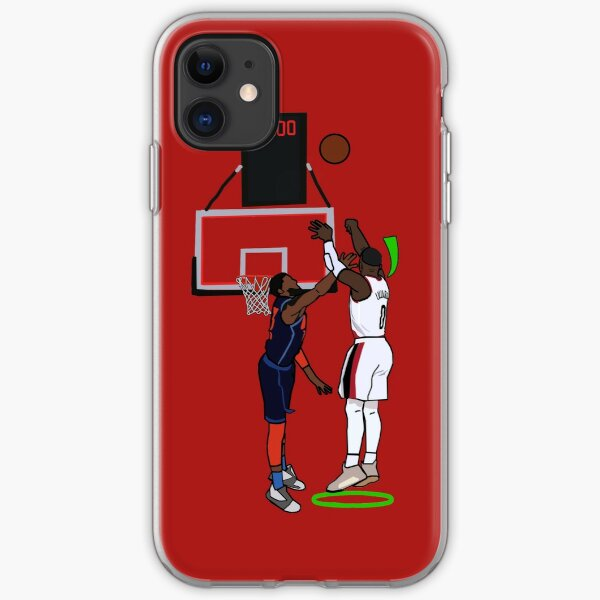 Dame Hits a Limitless Greenie iPhone Soft Case