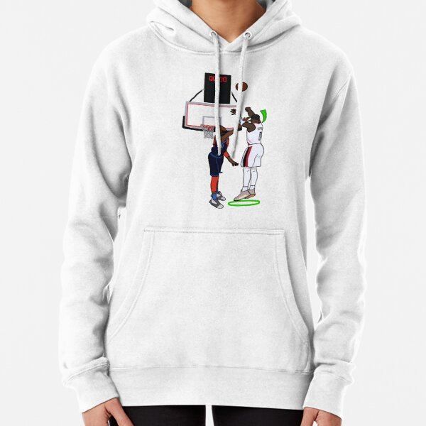 Dame Hits a Limitless Greenie Pullover Hoodie