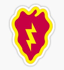 25th Infantry Division (United States) Sticker