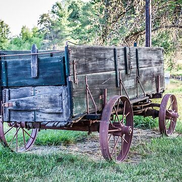 Old Buckeye Wagon by eegibson