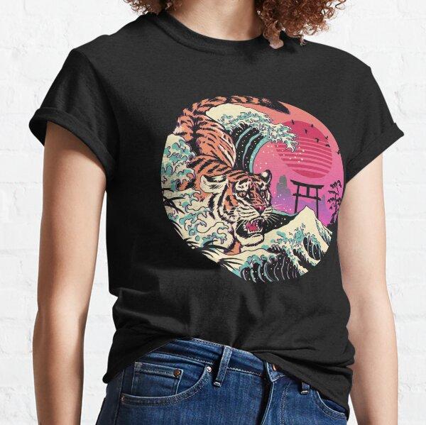 Rad Tiger Wave Classic T-Shirt