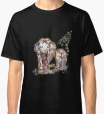 Elephant Mom Classic T-Shirt