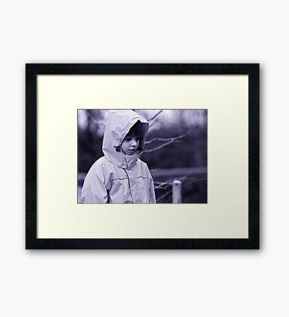 Marie Framed Print