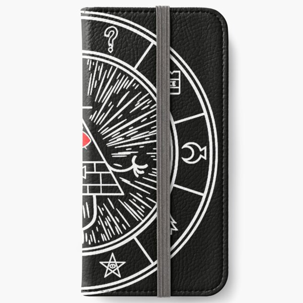 Zodiac iPhone Wallet