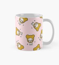 Bear Cosplay Dog Classic Mug