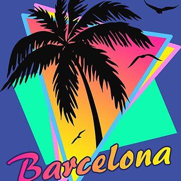 Barcelona von Boy-With-Hat