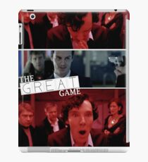 The Great Game iPad Case/Skin