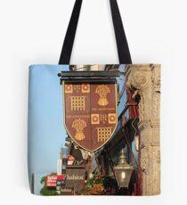 The Grosvenor Pub Edinburgh Tote Bag