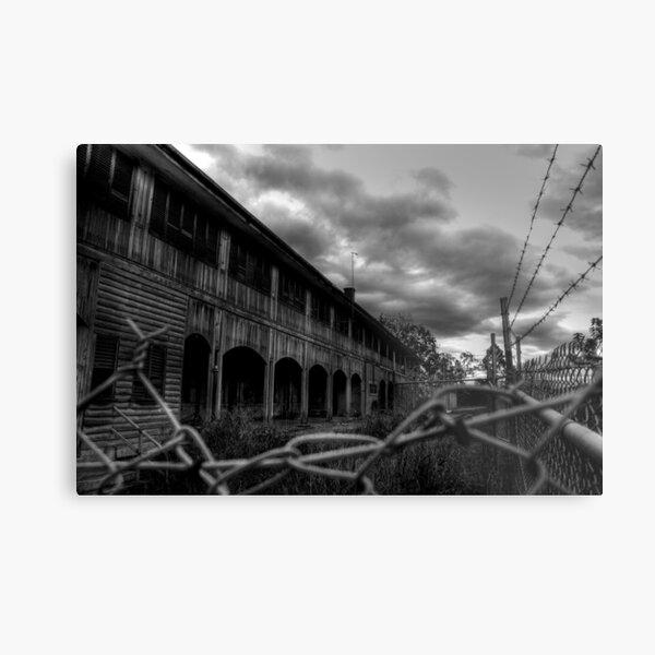 Wolston Park Mental Asylum, Brisbane Metal Print