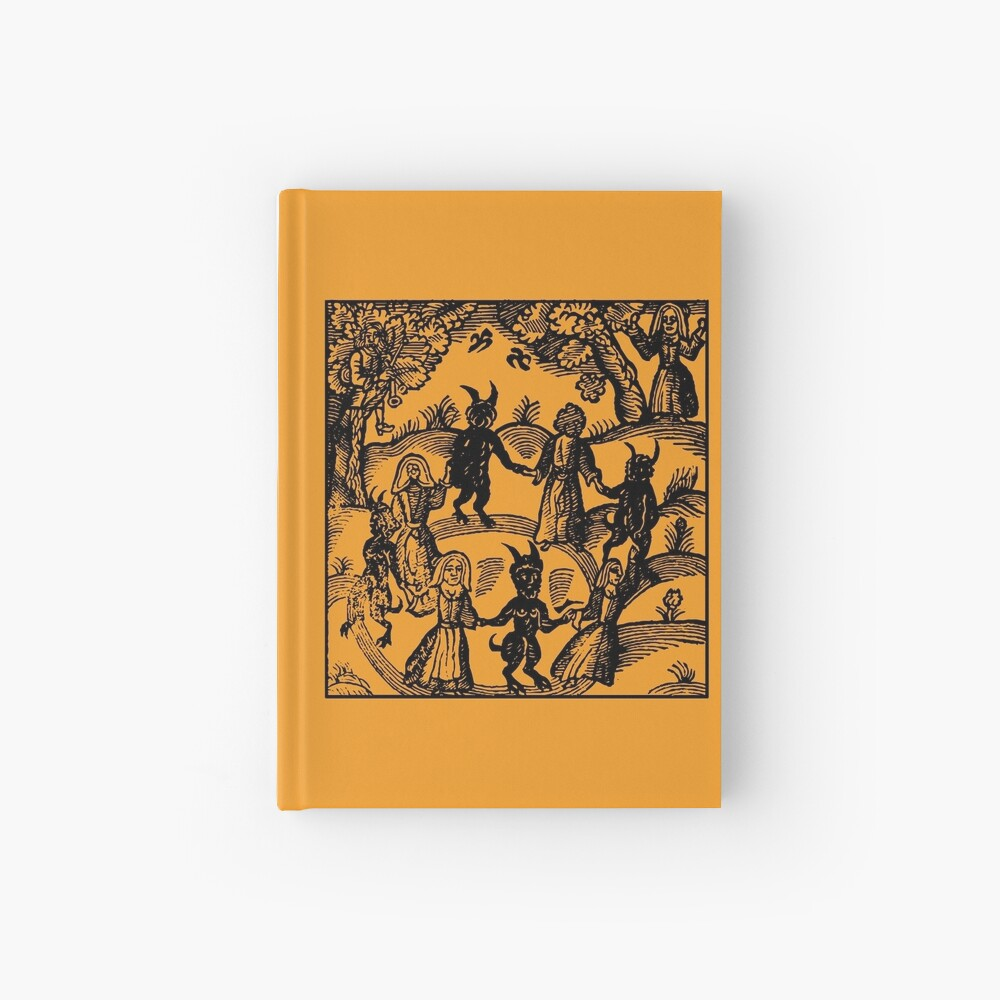 Dance with the Devil  Hardcover Journal