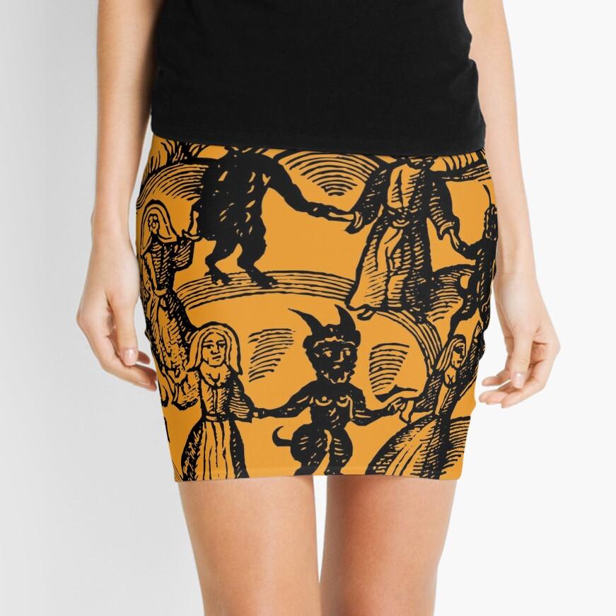Dance with the Devil  Mini Skirt