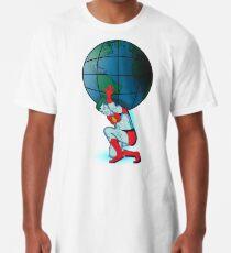 Den Planeten retten Longshirt