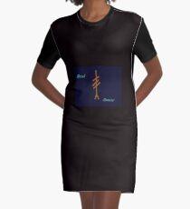Ogham Reed T-Shirt Kleid
