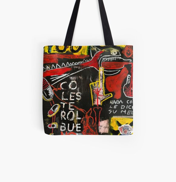 Do What The Doctor Says All Over Print Tote Bag