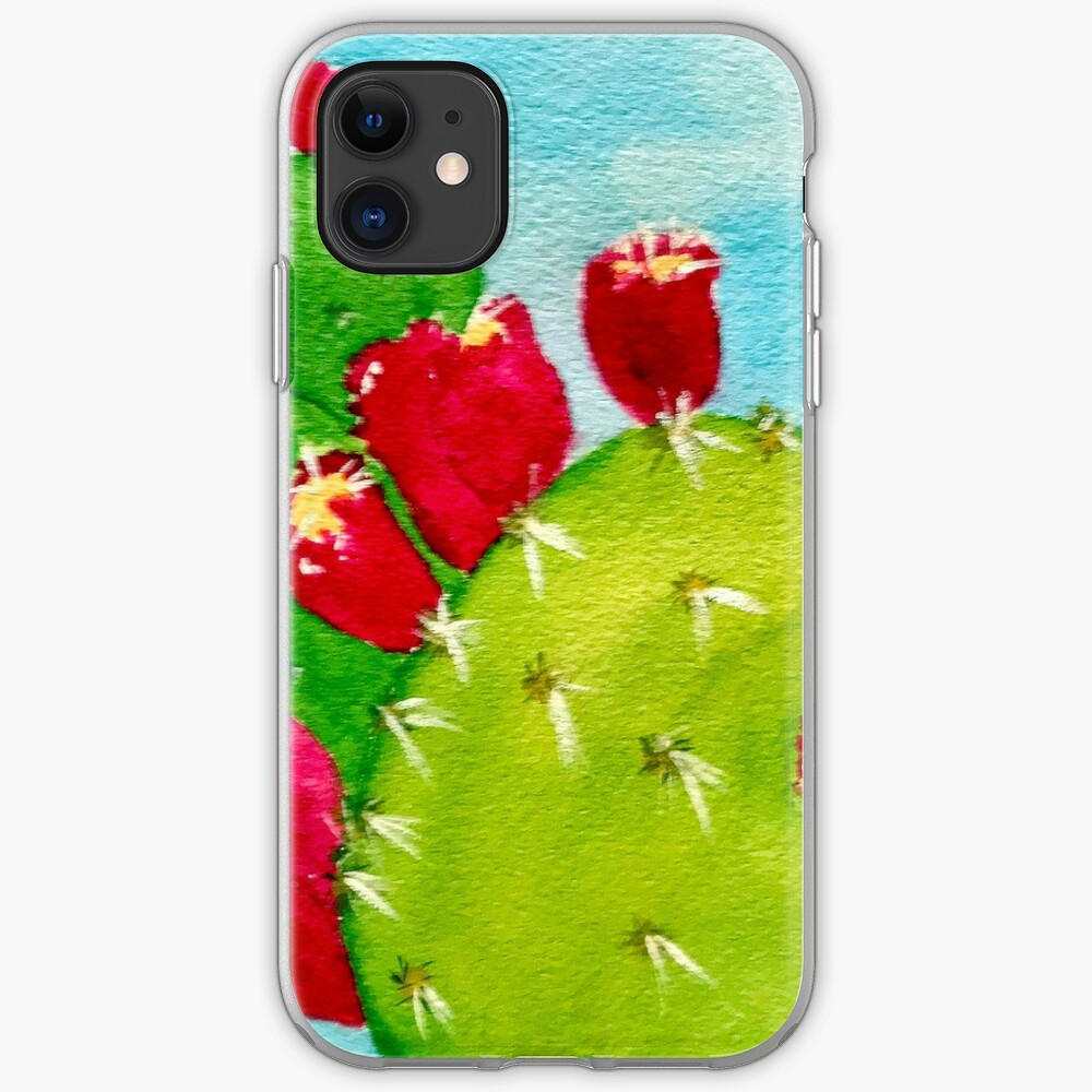 Prickly Pear  iPhone Case & Cover
