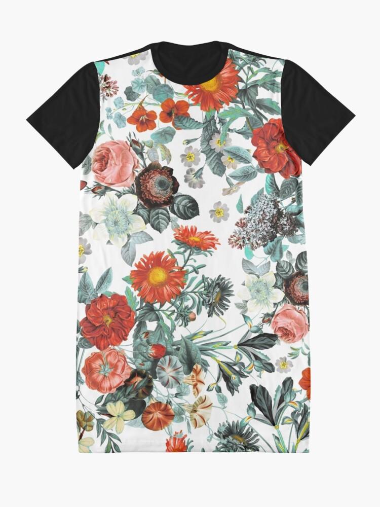 Alternative Ansicht von Der Sommer kommt II T-Shirt Kleid