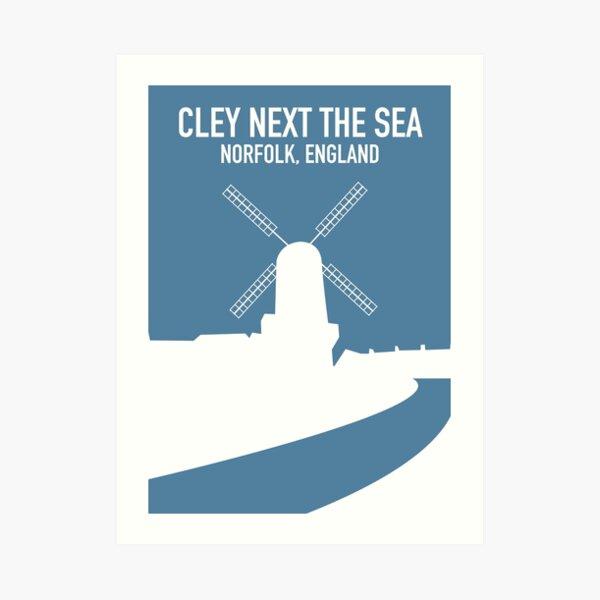 Cley next the Sea Art Print