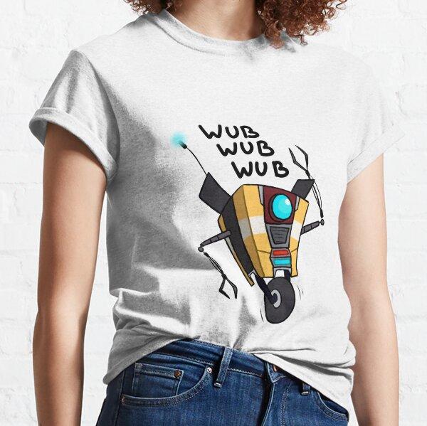 Claptrap 3 Classic T-Shirt