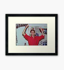 John Hughes at Art Unit 1983 Framed Print