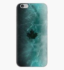 Vinilo o funda para iPhone R6 piel de hielo negro