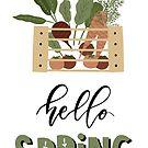 «Hello spring 01» de alquimista