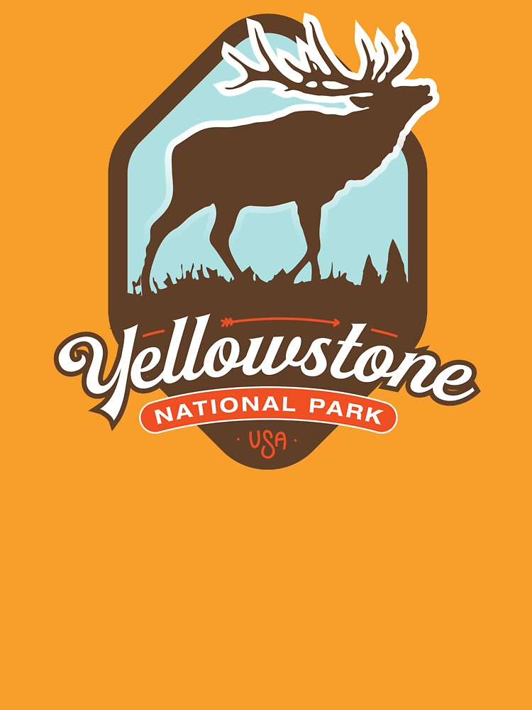 Yellowstone National Park by DOODL