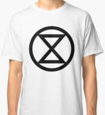 Extinktionssymbol Classic T-Shirt