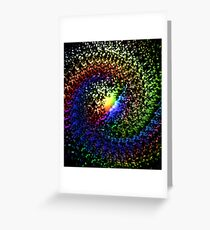 Universal Light Greeting Card