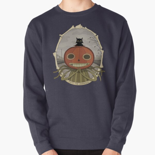 Enoch Is Inviting You Into The Unknown Pullover Sweatshirt