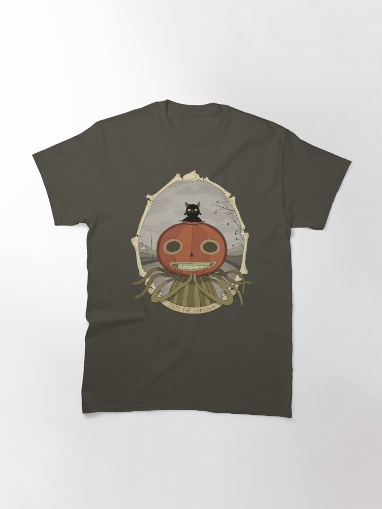 Alternate view of Enoch Is Inviting You Into The Unknown Classic T-Shirt