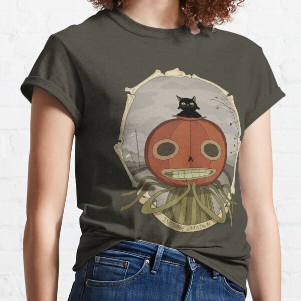 Enoch Is Inviting You Into The Unknown Classic T-Shirt