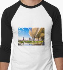 Artscience museum singapore Baseball ¾ Sleeve T-Shirt