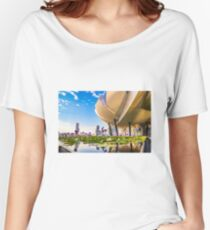 Artscience museum singapore Relaxed Fit T-Shirt