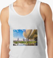 Artscience museum singapore Tank Top