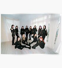 LOONA BUTTERFLY Poster