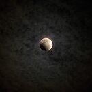 Partial Lunar Eclipse 26 June 2010 (montage) by Odille Esmonde-Morgan