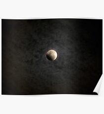 Partial Lunar Eclipse 26 June 2010 (montage) Poster