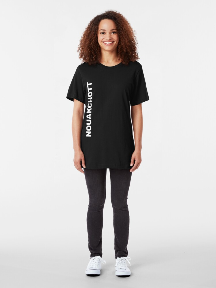 Alternate view of Nouakchott Slim Fit T-Shirt