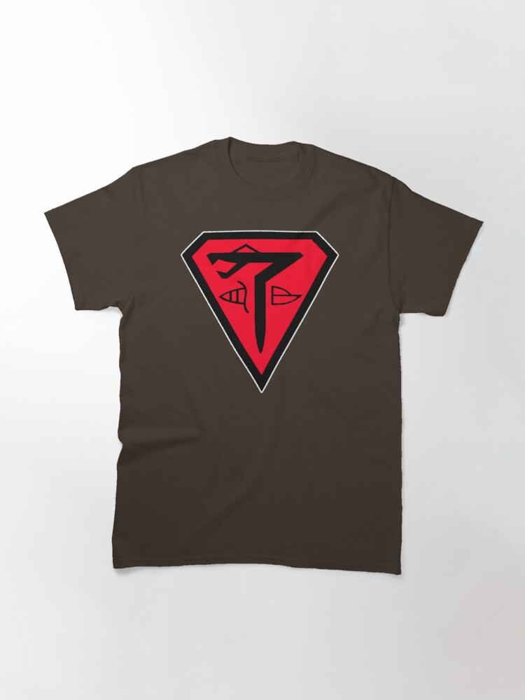 Alternate view of Red Zoid Classic T-Shirt