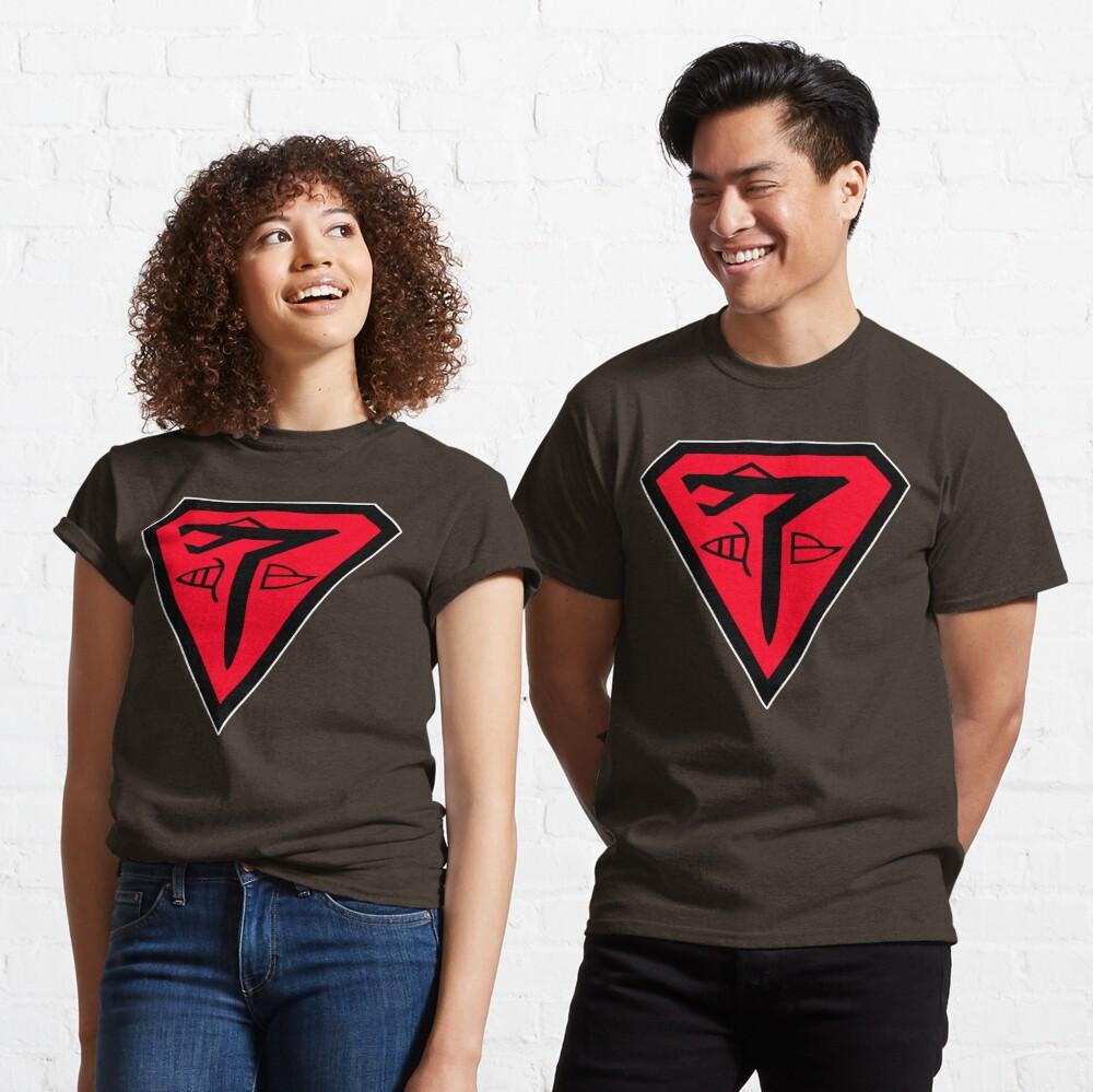Red Zoid Classic T-Shirt