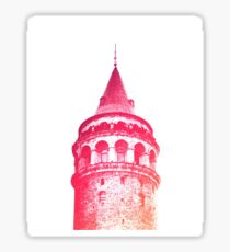 Galata Tower Sticker