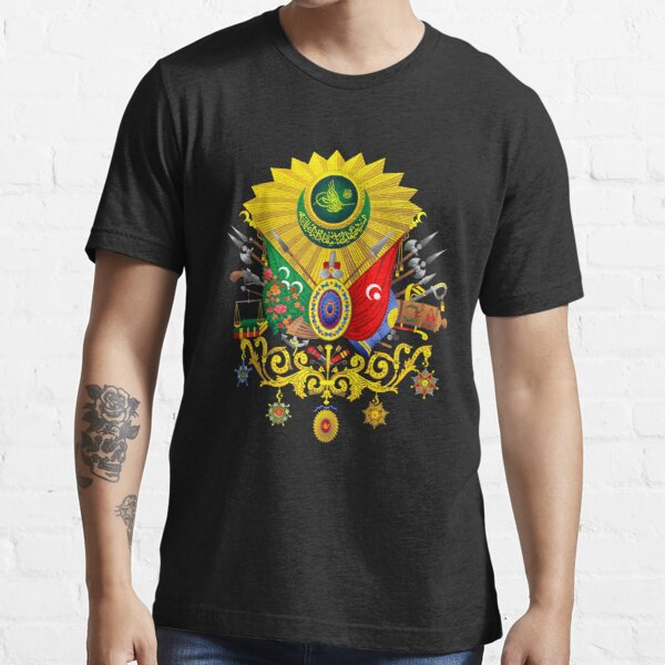 Coat of Arms - Sultan Abdulhamid II - Ottoman Empire  Essential T-Shirt