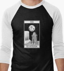 Camiseta ¾ bicolor para hombre 30 aniversario de la reunión de amigos
